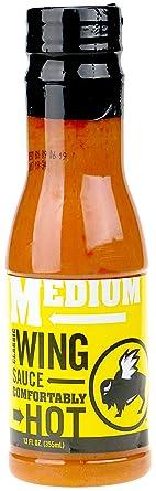 Buffalo Wild Wings Classic Sauce - Medium, Comfortably Hot - 12 fl. oz.
