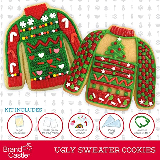 In The Mix Cookie Kit Ugly Sweater 11 5 Ounce