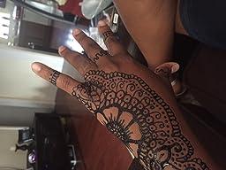 Henna city all natural jagua tattoo kit 1 oz for Jagua tattoo amazon