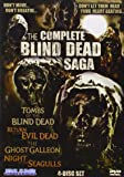 Complete Blind Dead Saga [DVD] [Region 1] [US Import] [NTSC]