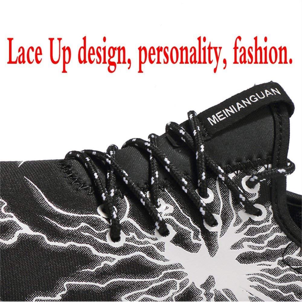 FuweiEncore Herren Sommer Laufschuhe Fashion Turnschuhe (Farbe   1, 1, 1, Größe   38EU 5US) c0859c