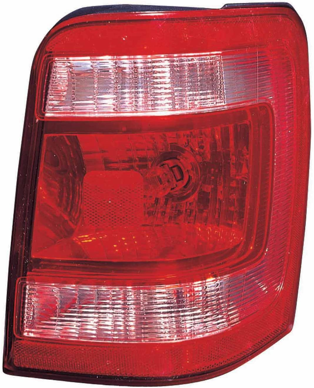 DEPO 330-1938R-UC Replacement Passenger Side Tail Light Assembly (This product is an aftermarket product. It is not created or sold by the OE car company)