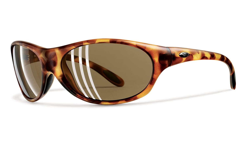 0e7f15188f Smith Guide s Choice Polarchromic Fishing Sunglasses (Tortoise Frame - Polarchromic  Brown Lens)  Amazon.co.uk  Clothing