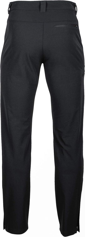 Hombre Marmot Scree Pant Long Pantalones Monta/ña Softshell Transpirable Pantalones de Senderismo Repelente al Agua