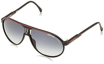Carrera Eyewear Herren Sonnenbrille » CHAMPION«, schwarz, CDU/JJ - schwarz/grau