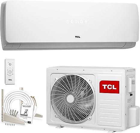 TCL - Aire acondicionado de pared DN 12000 BTU, A++ (4 m de cable ...