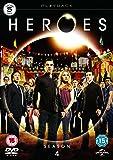 Heroes - Season 4 (2013 Re-issue) [DVD] [2009]