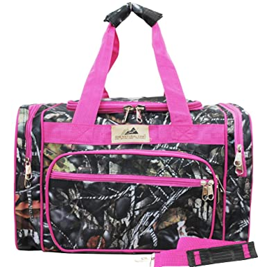 Amazon.com: BNB Natural camuflaje impresión ngil lona Carry ...
