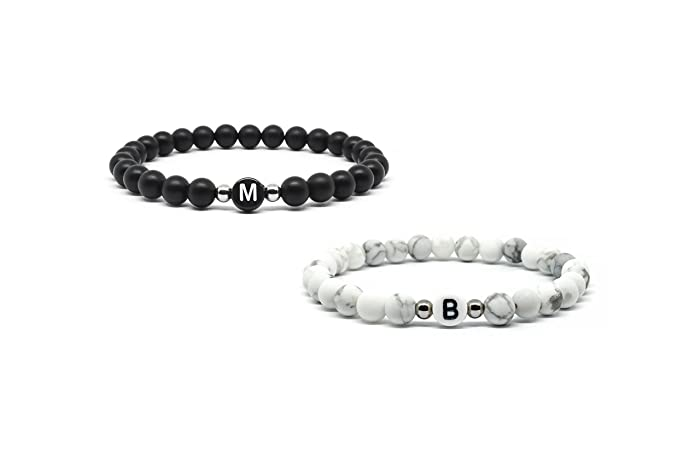 personalisierte armbänder perlen