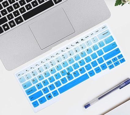 ikammo Keyboard Cover Compatible with Lenovo Thinkpad X1 Carbon 5th/6th & ThinkPad X1 Yoga Gen & ThinkPad A475 L460 L470, T460 T460p T460s T470 T470p ...
