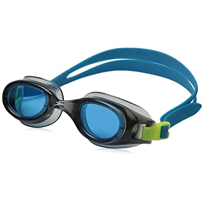Speedo Unisex-Youth Swim Goggles Hydrospex Ages 6-14 : Clothing