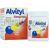 Alvityl 40 Comprimés