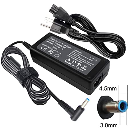 Amazon.com: BYTEC 45W 19,5 V 2,31A Adaptador AC Cargador de ...