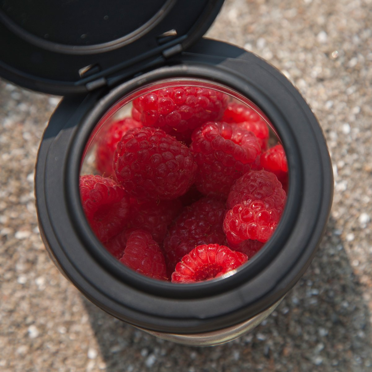 reCAP Mason Jars Lid FLIP Cap, Regular Mouth, Black - 10 Pack - BPA-Free, American Made Ball Mason Jar Lids for Preparing, Serving and Storage, Spill Proof and Made with Safe, No-Break Materials by reCAP (Image #4)
