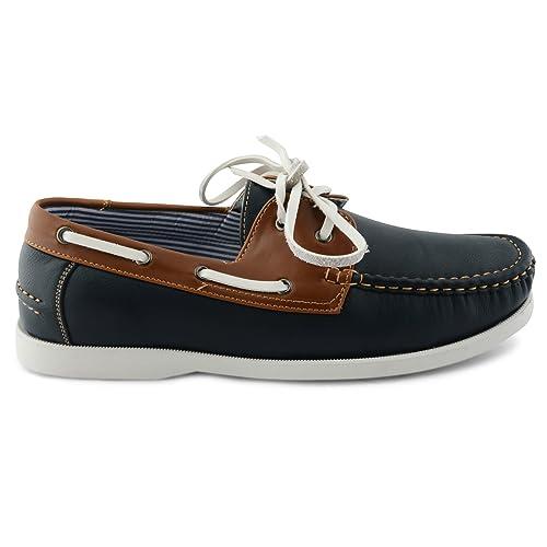 133e0c9245b Shoes Click Chaussures Bateau Pour Homme  Amazon.fr  Chaussures et Sacs