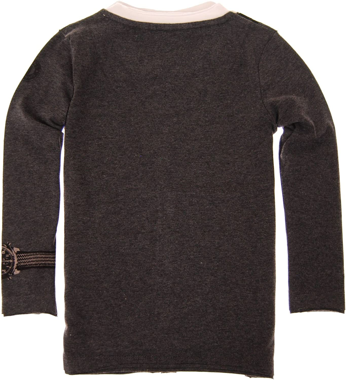 Mini Shatsu Little Boys Red Carpet Tux T-Shirt