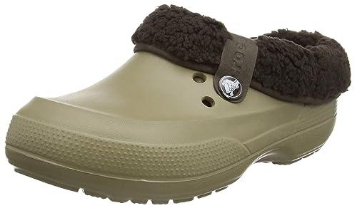 Zuecos Unisex Adulto Crocs es Amazon Clscbltzgrphclg Y Zapatos 4Sqfz