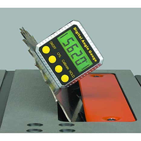 Digital Angle Finder >> Digital Angle Gauge Amazon Com