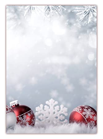 weihnachtspapier a4