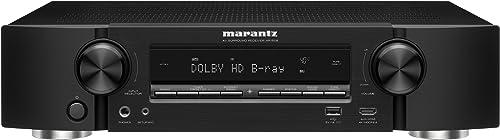 Marantz AV Audio Video Component Receiver Black NR1508 Discontinued by Manufacturer