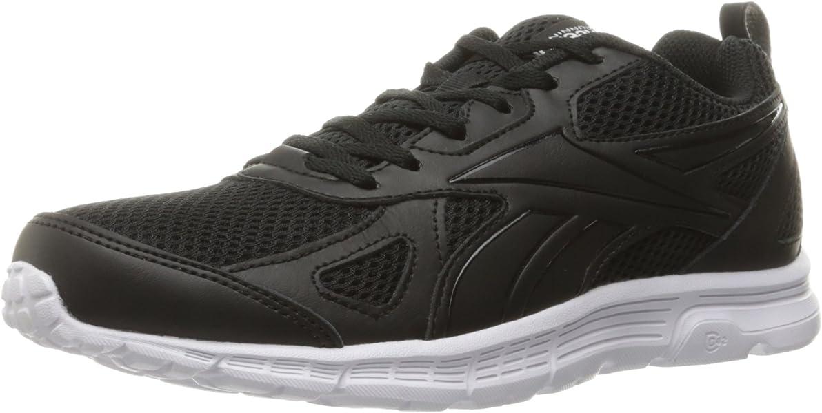 ff5e7393a215e6 Reebok Men s Run Supreme SPT Lthr running Shoe