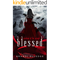Blessed: Academy of the Seraph book cover