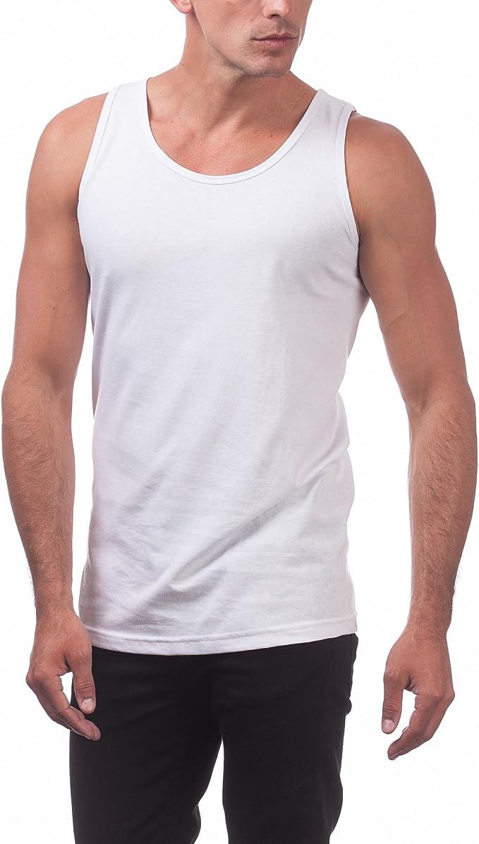 Pro Club Men/'s Comfort Cotton Tank Top