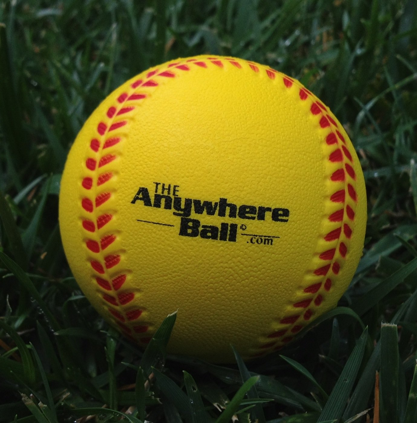 amazon com the anywhere ball baseball softball foam training