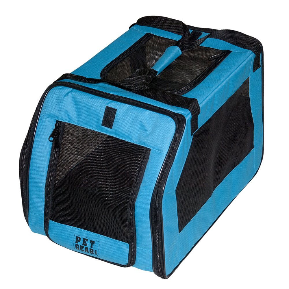 Pet Gear Carrier & Car Seat for cats and dogs Park Avenue PG1016PA