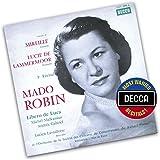 Most Wanted Recitals: Mado Robin - Extraits De