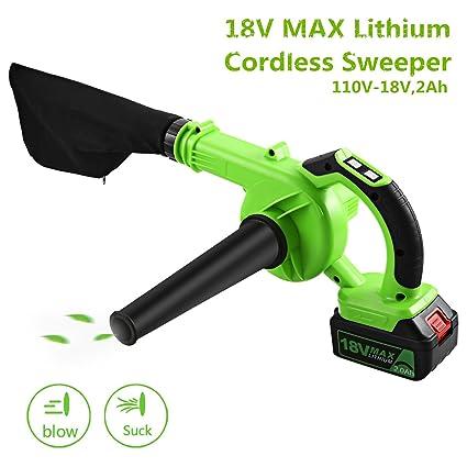 Amazon.com: Mighty eléctrico soplador, 500 W Pequeño pero ...
