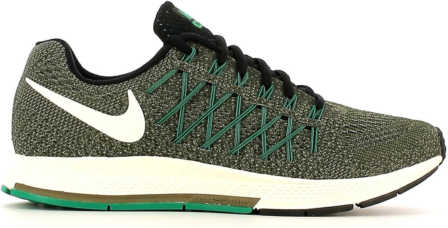 Nike Air Zoom Pegasus 32, Zapatillas de Running para Hombre, Verde ...