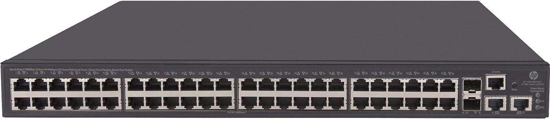 HP JG963A 1950-48G 2SFP+2XGT Switch - JG963-61001, JG963-61101