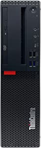 Lenovo ThinkCentre M720s SFF Small Tower Desktop Computer - 8th Gen Intel Core i7-8700 6-Core Processor up to 4.6 GHz, 32GB DDR4 RAM, 1TB SSD + 8TB Hard Drive, Intel UHD Graphics 630, Windows 10 Pro