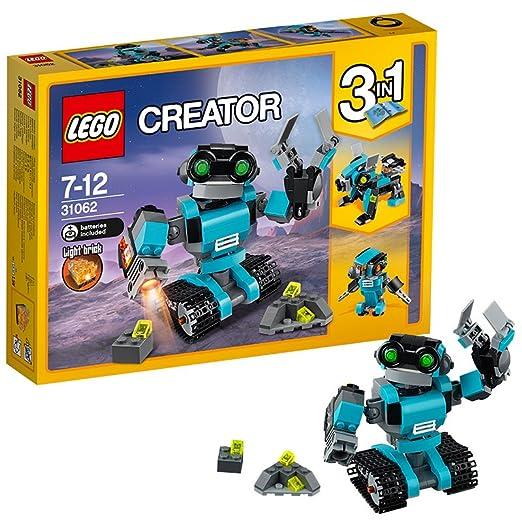 LEGO - 31062 - Creator - Jeu de Construction - Le ...
