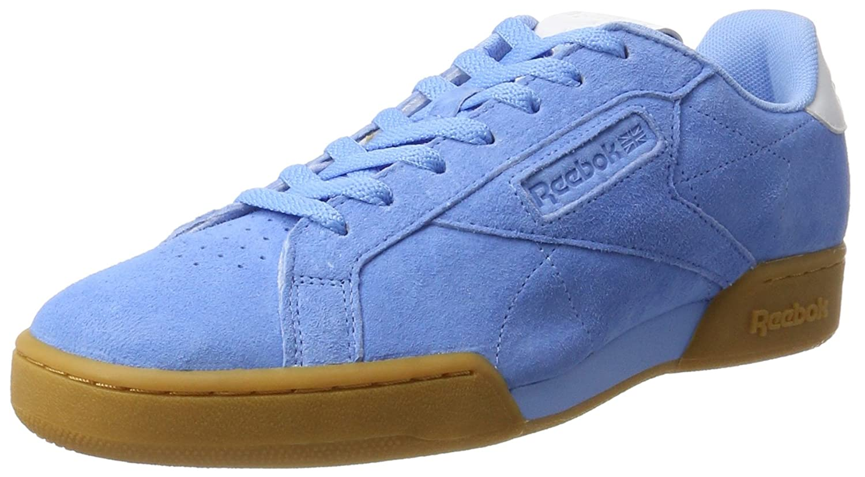 Reebok Herren NPC Uk Ii Sneaker  42 EU|Blau (Sky Blue/ White)