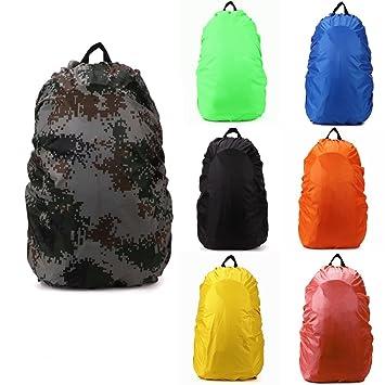 Waterproof Backpack Cover  35 Litre, Black   Amazon.co.uk  Luggage 3347f5c7ee
