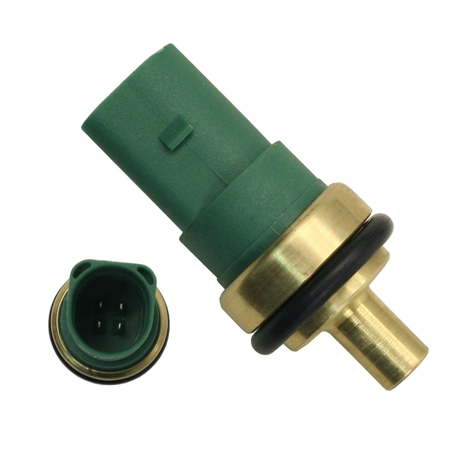 Coolant Temperature Sensor Water Temp Switch 4-Pin For 059919501A RCautoparts