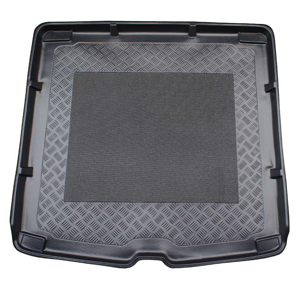 ZentimeX Z902360 Vasca baule su misura con superficie scanalata e integrato tappeto antiscivolo
