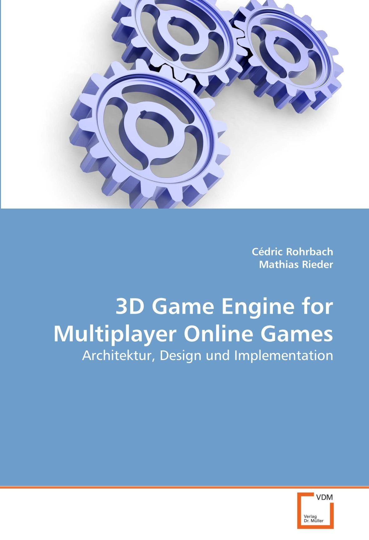 Amazon com: 3D Game Engine for Multiplayer Online Games