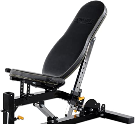 Powertec - Utility Bench, Color 0: Amazon.es: Deportes y aire libre