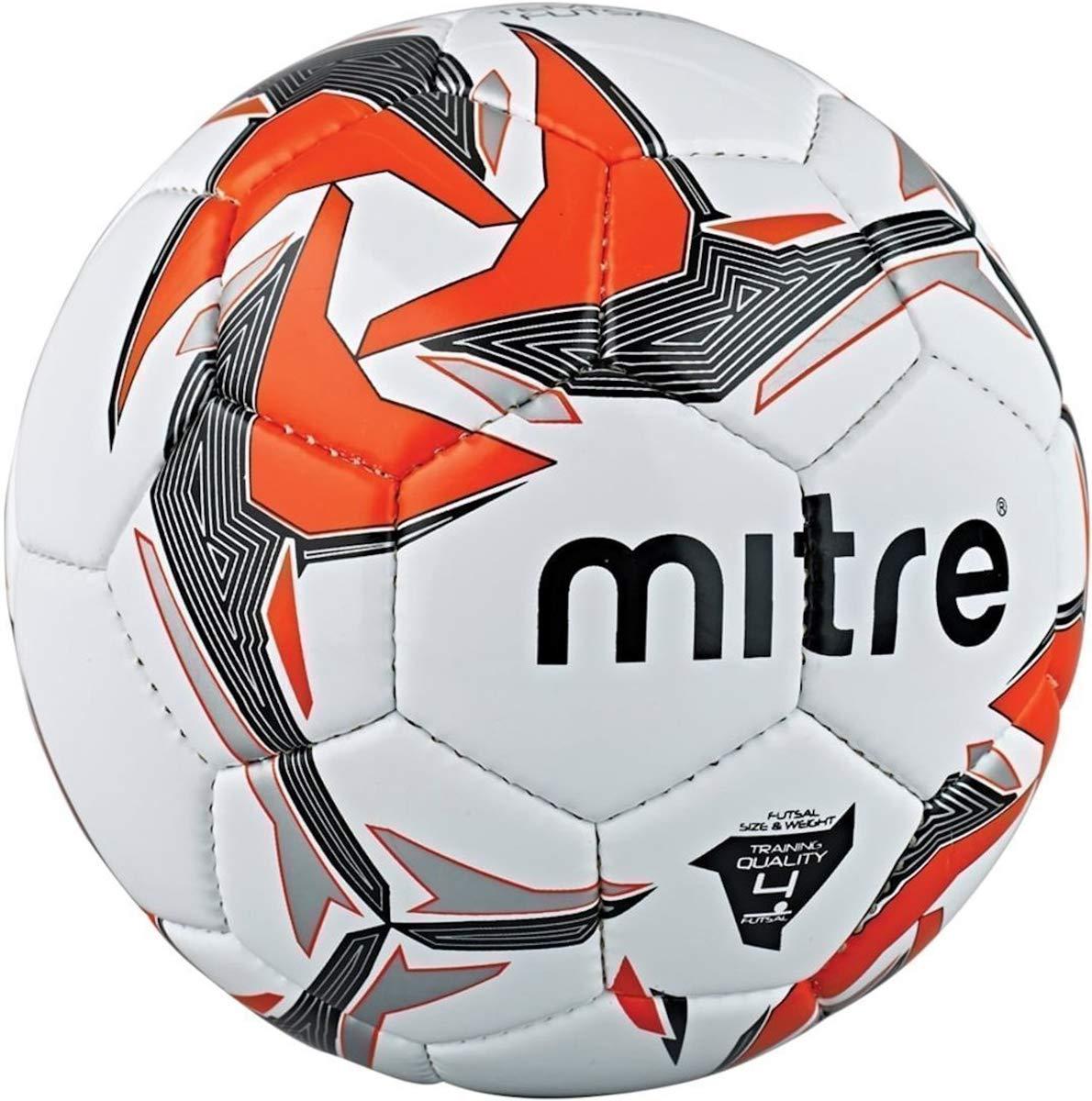 Mitre Tempest - Balón de fútbol de fútbol (tamaño 4): Amazon.es ...