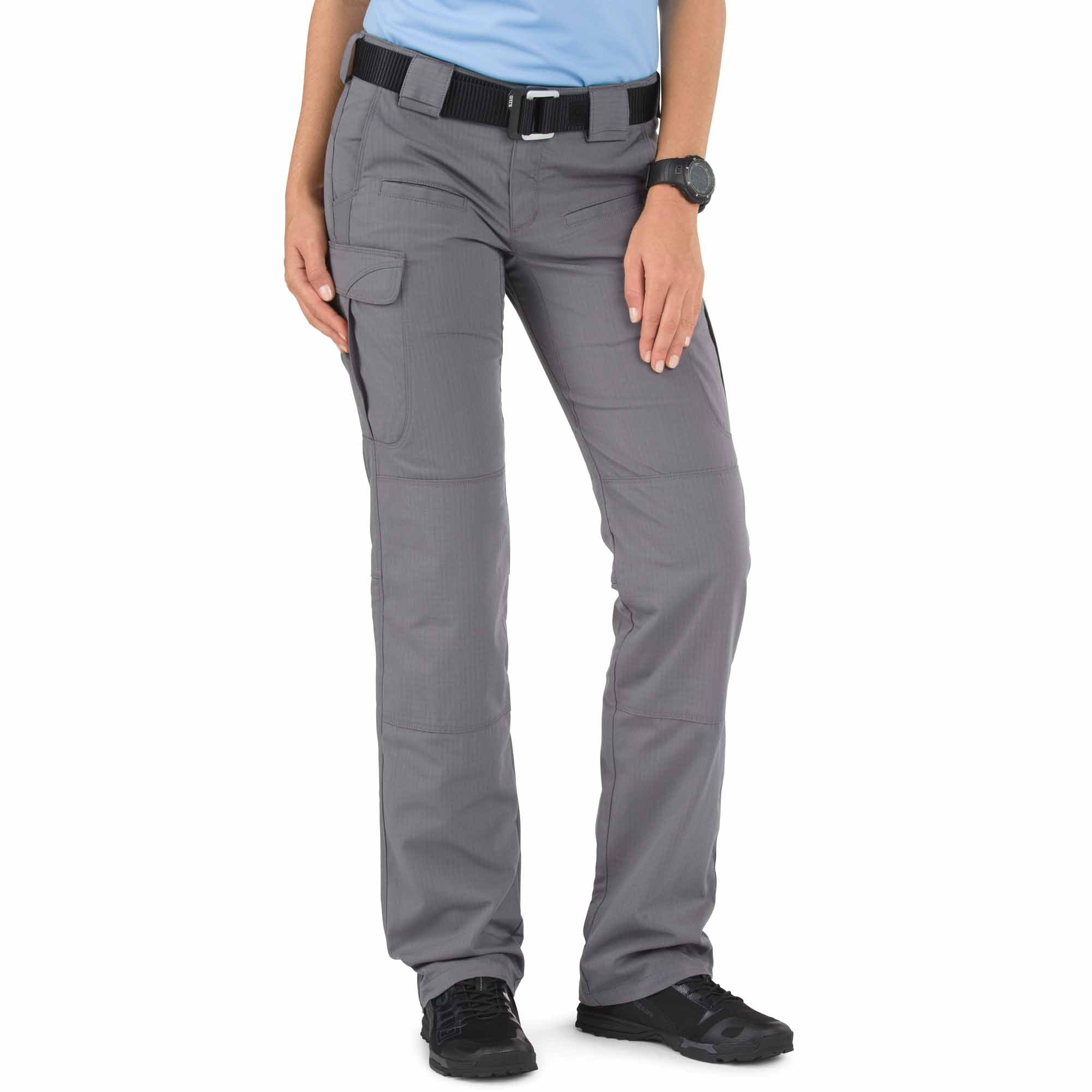 5.11 Tactical Women's Stryke Pant, Storm, 2 R by 5.11