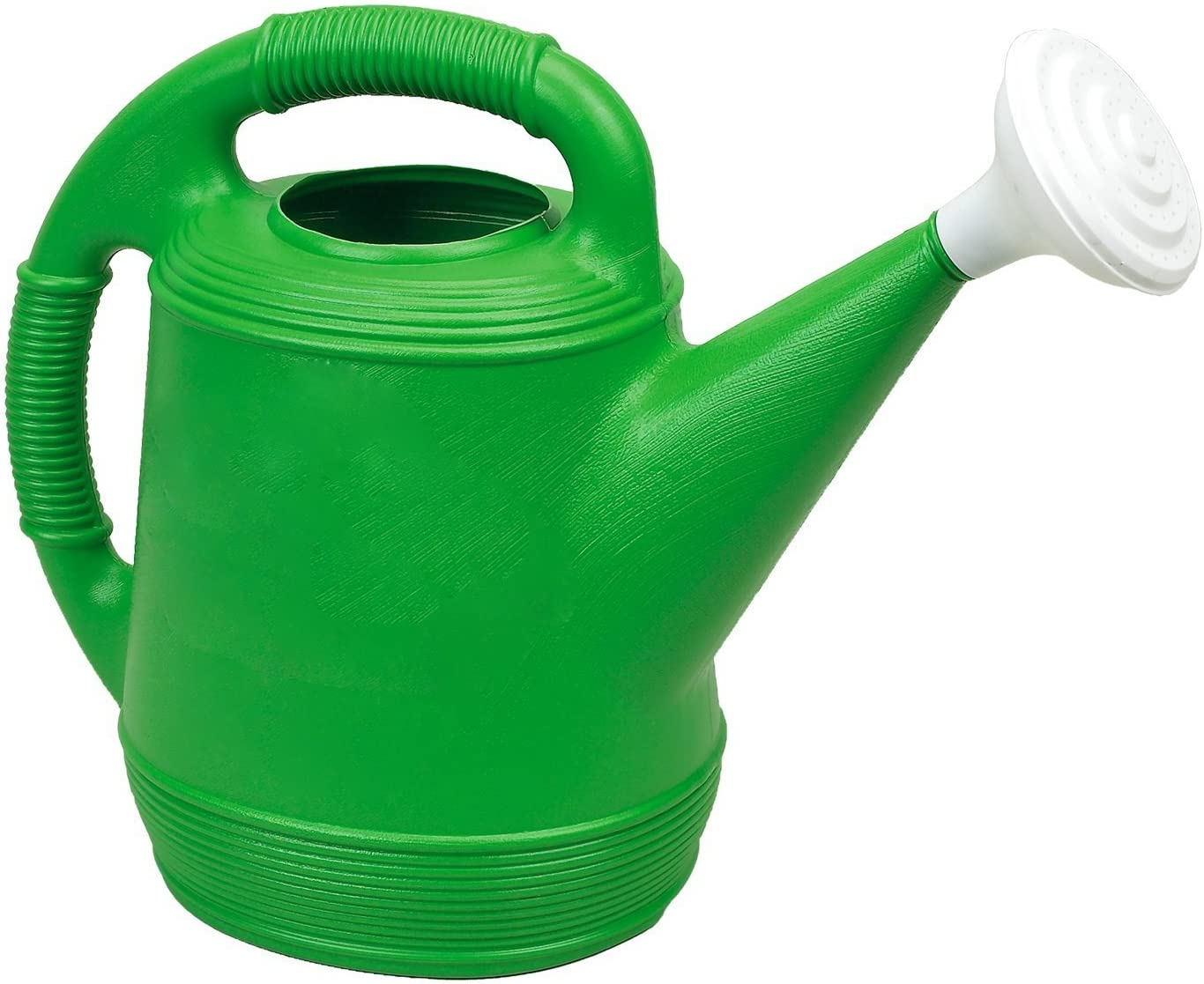 Missry Associates Misco Plastic Watering Can, 2-Gallon, Lime Green : Garden & Outdoor