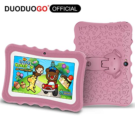 DUODUOGO® Kids Touch Tablet 7 pulgadas 2GB RAM + 32GB ROM ...