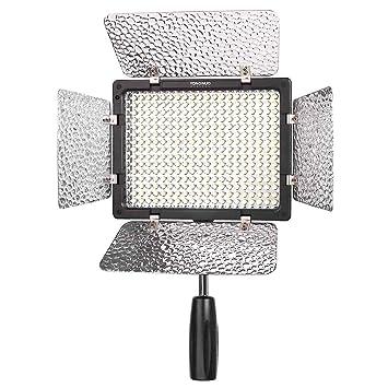Yongnuo YN-300 II LED Video Light  Illumination For Canon Nikon  Pentax camera