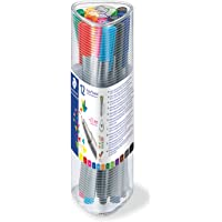 Staedtler Triplus Fineliner 0.3mm Pens 12 Color Set