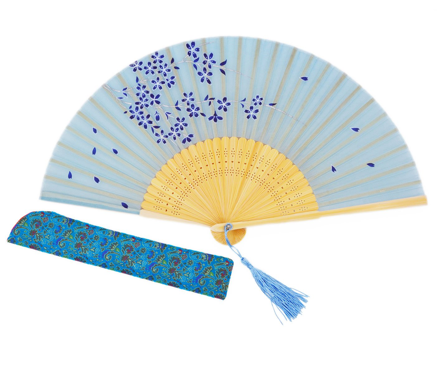 Best Rated in Decorative Folding Fans & Helpful Customer Reviews ...