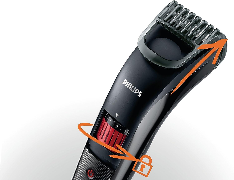 Philips QT4005 - Afeitadora eléctrica de láminas para hombre, 0.5 ...