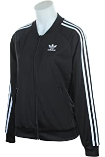 52647b3494cf adidas Originals Women s Superstar Track Top at Amazon Women s ...